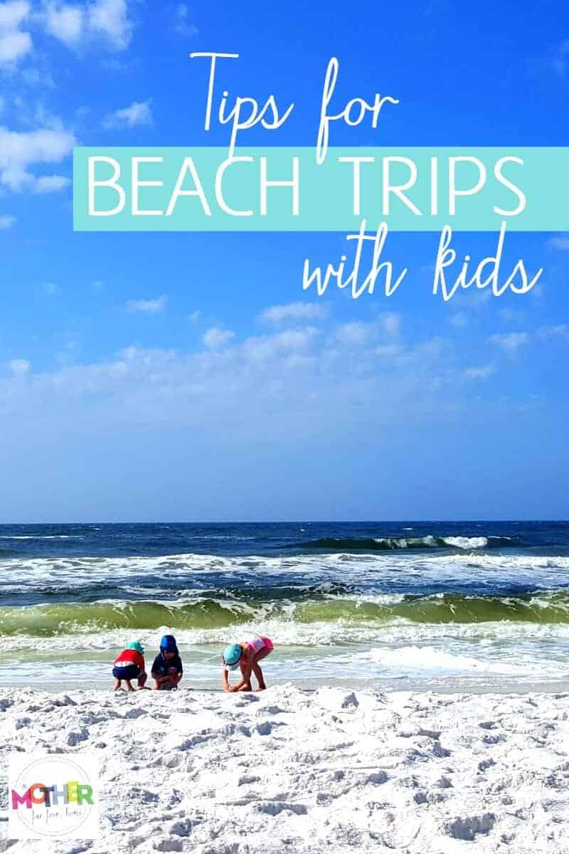 Tips For Beach Vacations And Trips With Small Children Tricks Inspiration Things