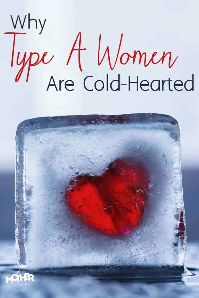 a heart in an ice cube