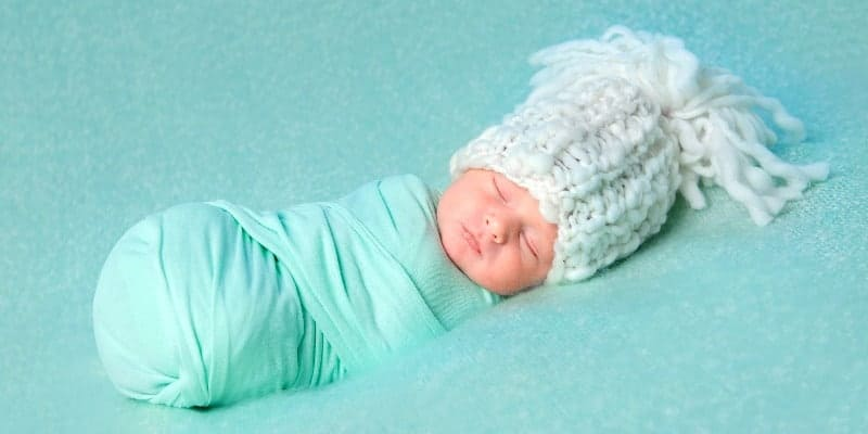 swaddle feature