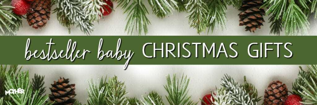 amazon bestseller baby christmas gifts header