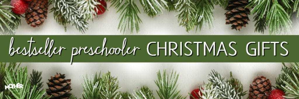 amazon bestseller preschooler christmas gifts header