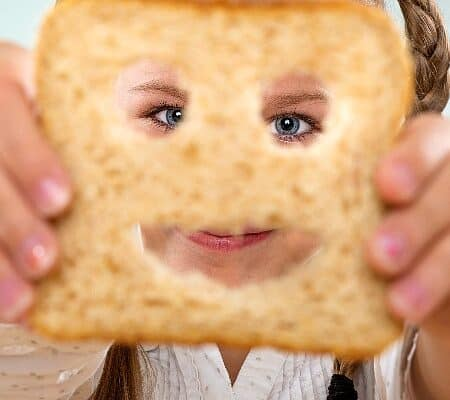 Why Your Kids Should Sleep With Bread (It Has To Do With Thankfulness)