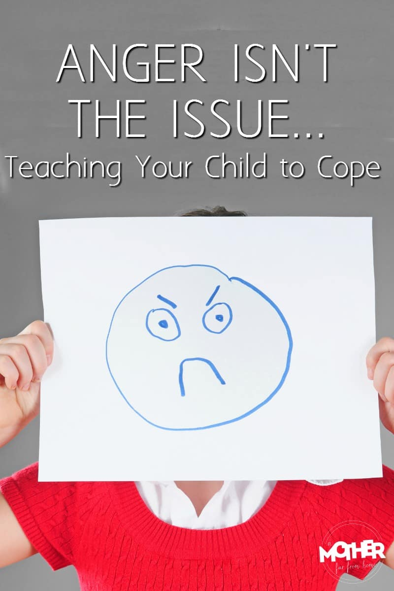 If your toddler, preschooler, or early elementary aged child struggles with anger, and everyone else struggles trying to deal with his anger, hopefully this post will help give anger coping strategies.