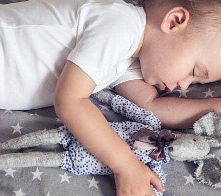 How to Help Baby Nap With Loud Older Siblings