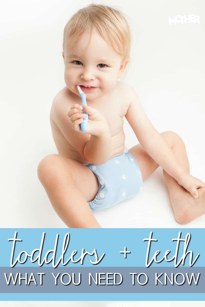 Moms of pre-toddlers, toddlers, and preschoolers will find this article about teething, cleaning teeth, and dental hygiene helpful!