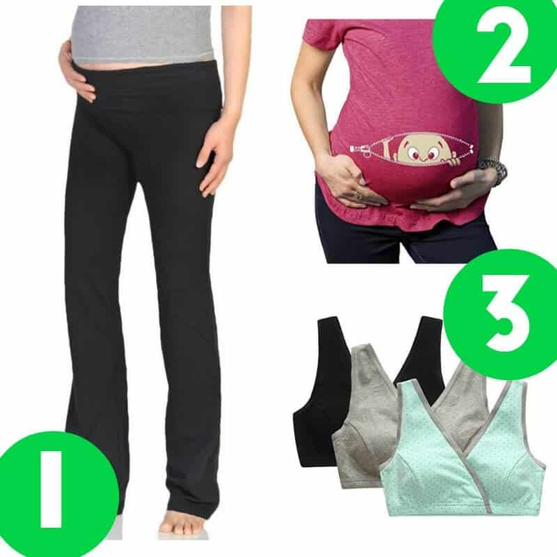 pregnancy fitness apparel for expecting moms