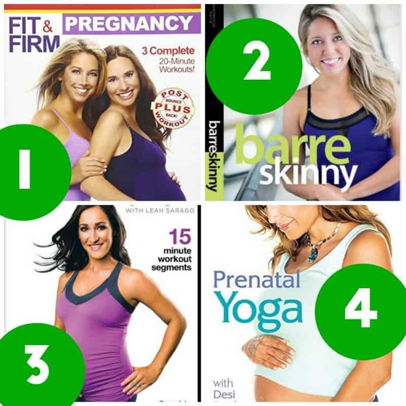 pregnancy fitness videos