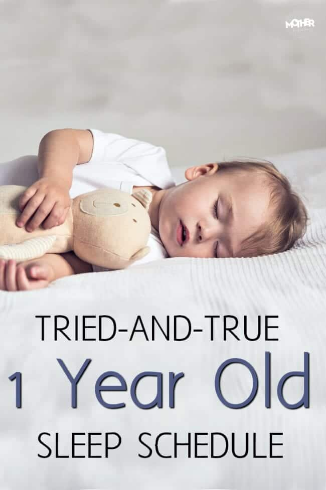 Want a 1 year old sleep schedule that'll help your little one stay rested and happy? Consider these things and use this for great results.