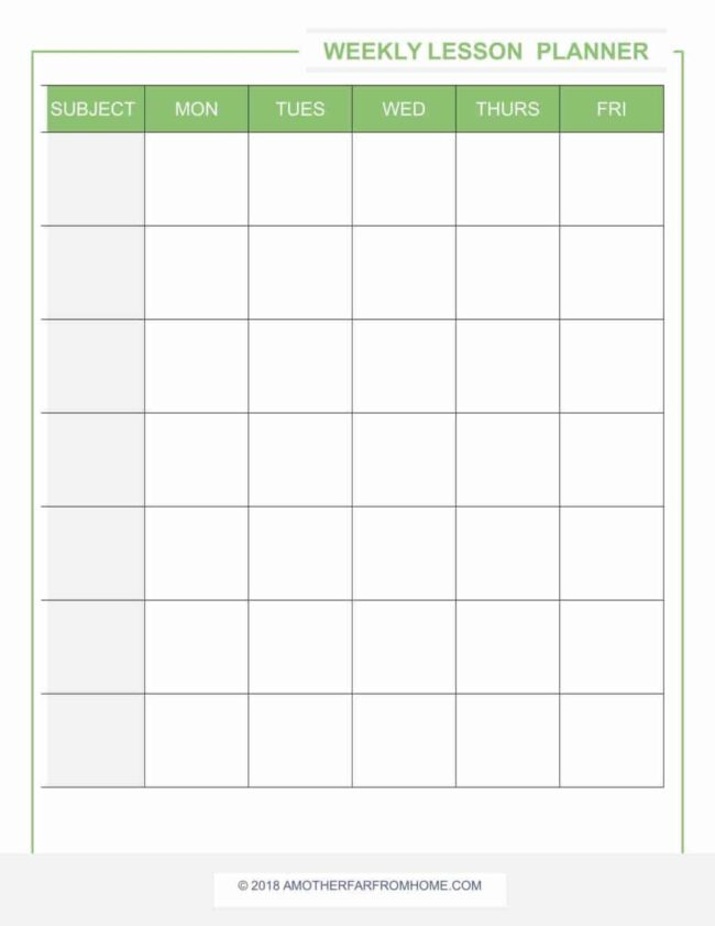 The Editable Homeschool Lesson Planner (To Help You Get Organized!) History <b>History.</b> The Editable Homeschool Lesson Planner (To Help You Get Organized!).</p>