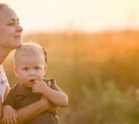3 Natural Ways To Connect With Your Child's Heart