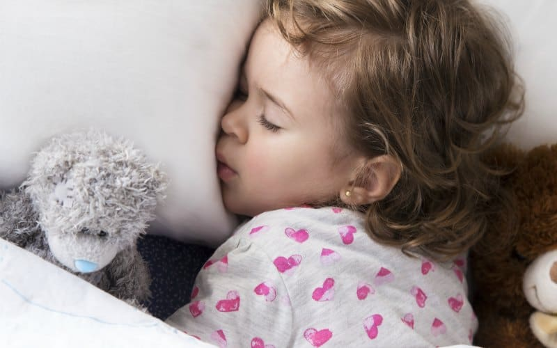How To Overcome The (Oh-So-Common) 2 Year Old Sleep Regression