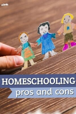 Are you stuck weighing the homeschooling pros and cons but never quite getting to a decision? Here are a ton of pros and cons for you to consider while making your decision whether or not to homeschool.