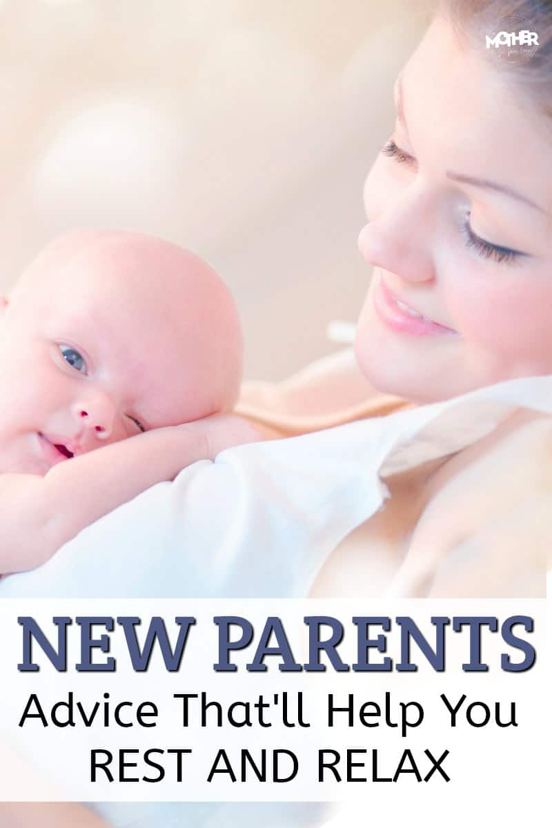 Here is some down to earth and easy to implement advice for new parents that'll help you breathe easy, rest more, and start enjoying your journey as new parents.