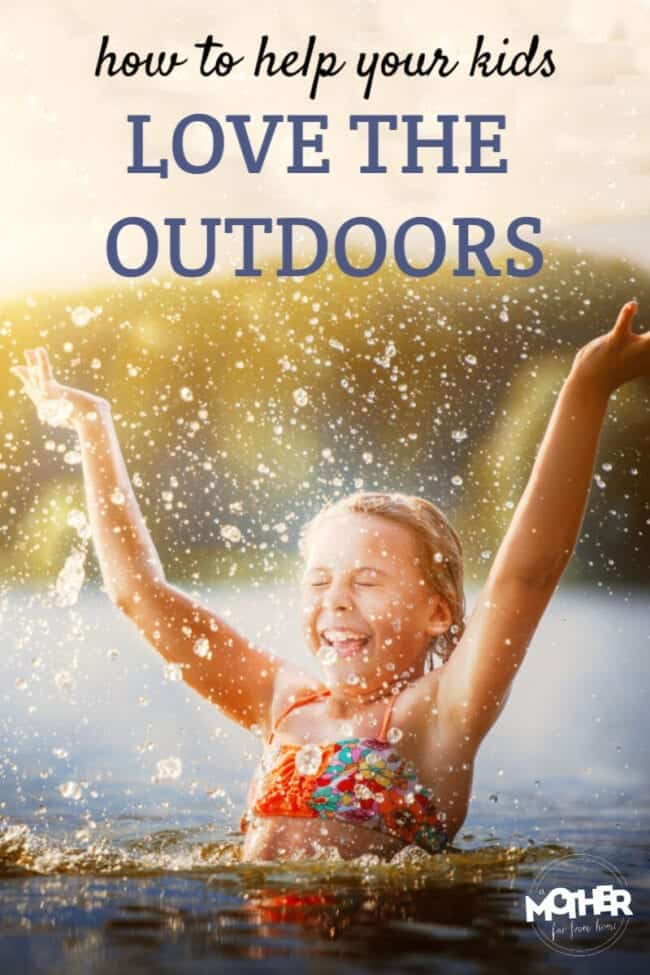 Want your kids to be outside this summer? Here are some ways to make awesome memories outside with your toddler this summer!