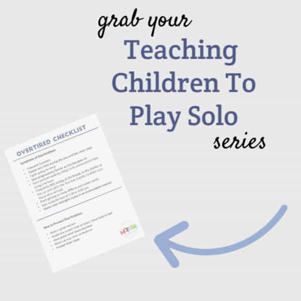 teaching children to play solo opt in for age appropriate toys post