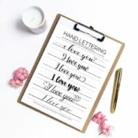 """6 Ways to Letter """"I Love You"""""""
