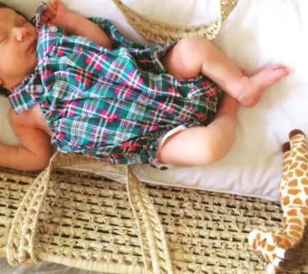 How To Dress A Newborn In Summer Safely (Day & Night!)